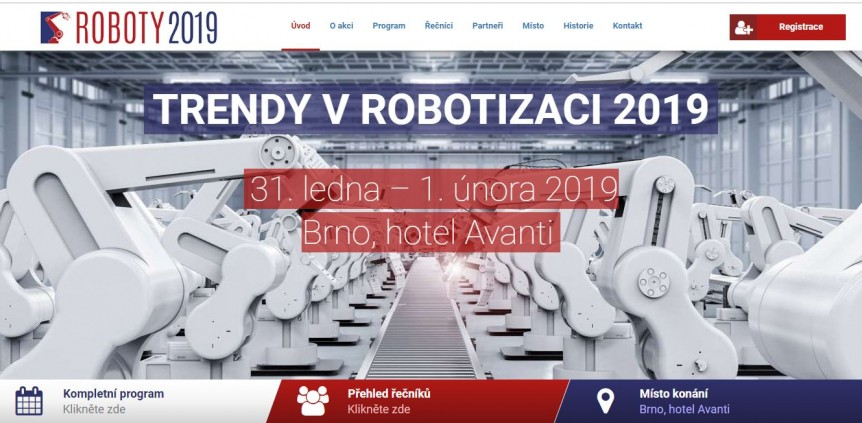 roboty 2019 upoutavka