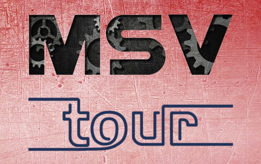 MSV tour 18 cover